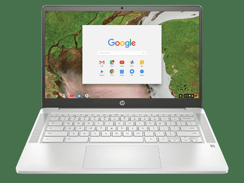 Image of HP Chromebook 14a-na0502TU