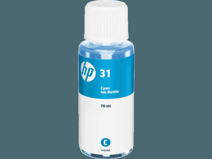 HP 31 70-ml Yellow Original Ink Bottle