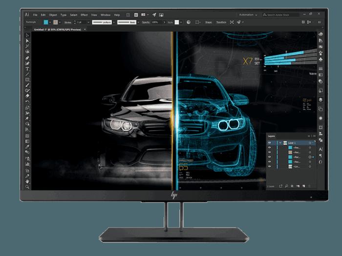 HP Z24i G2 24-inch Display
