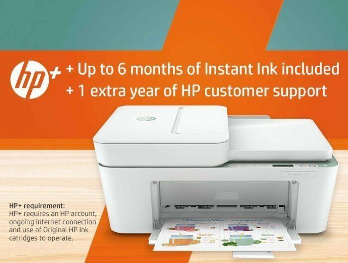 HP DeskJet 4122e All-in-One Printer