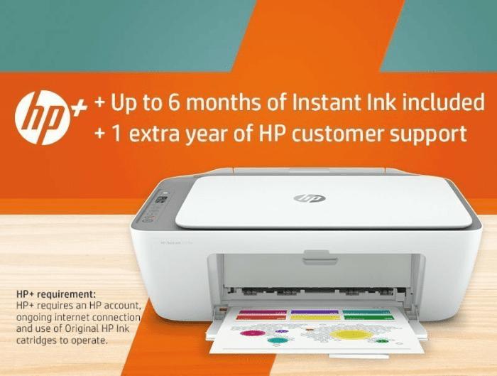 HP DeskJet 2721e All-in-One Printer