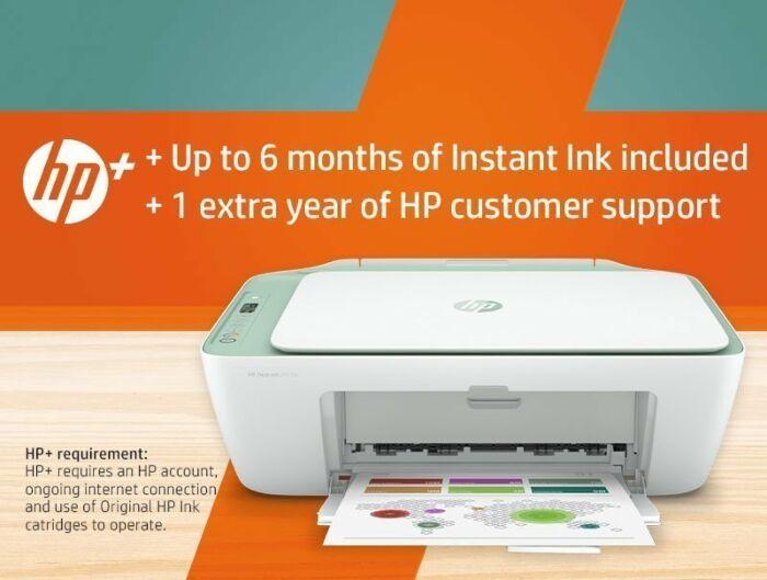 HP DeskJet 2722e All-in-One Printer