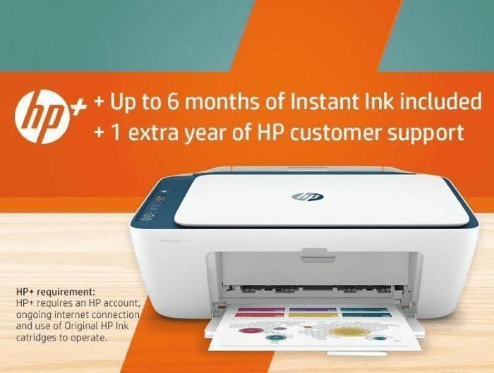 HP DeskJet 2723e All-in-One Printer