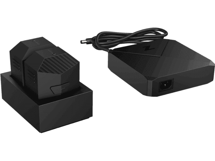 HP Z VR Backpack Battery Charger