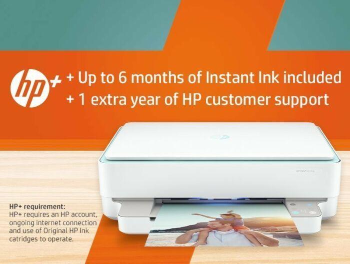 HP ENVY 6034e All-in-One Printer
