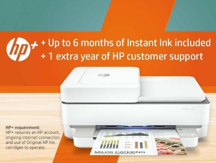 HP ENVY 6430e All-in-One Printer