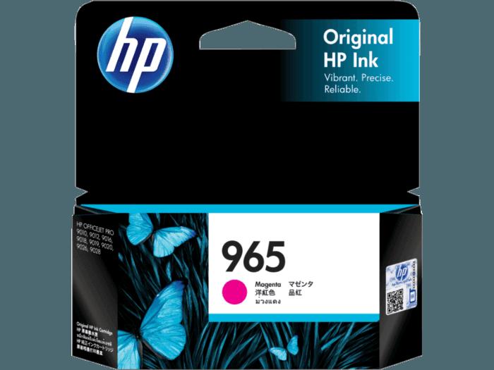 HP 965 Magenta Original Ink Cartridge