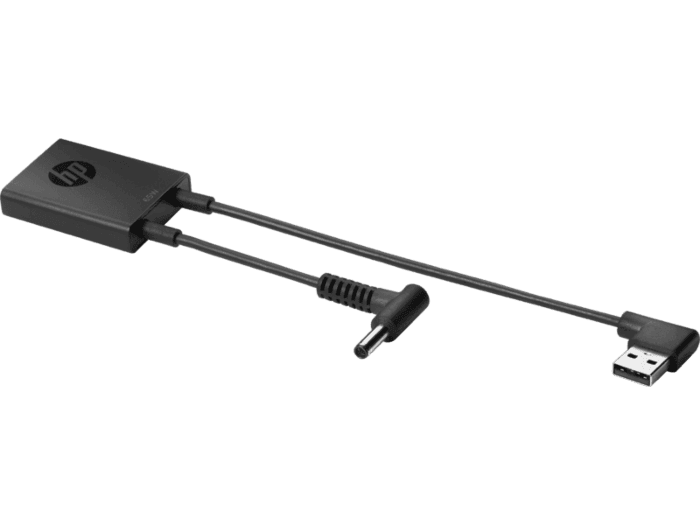 HP 4.5 mm and USB-C Dock Adapter G2
