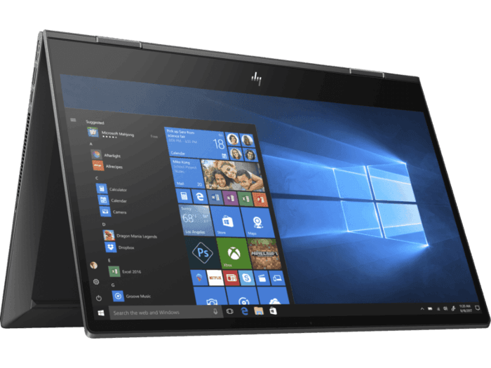 HP ENVY x360 - 15-ds0004AU