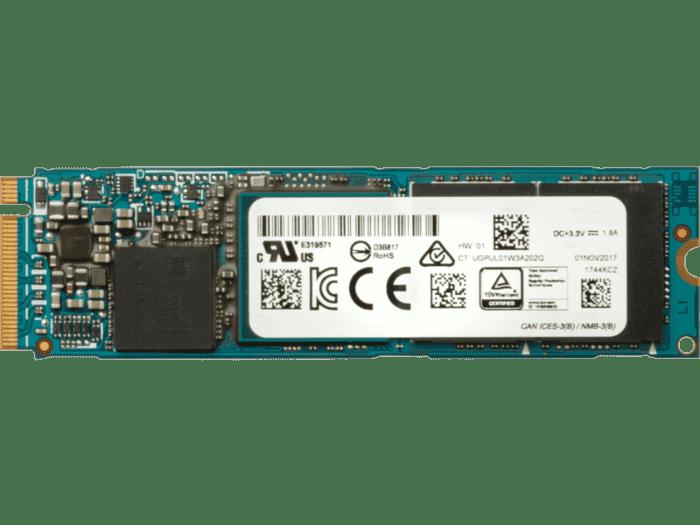 HP 2TB TLC PCIe 3x4 NVMe M.2 Solid State Drive