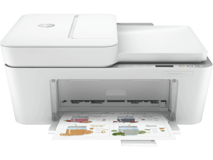 HP DeskJet Plus 4122 All-in-One Printer