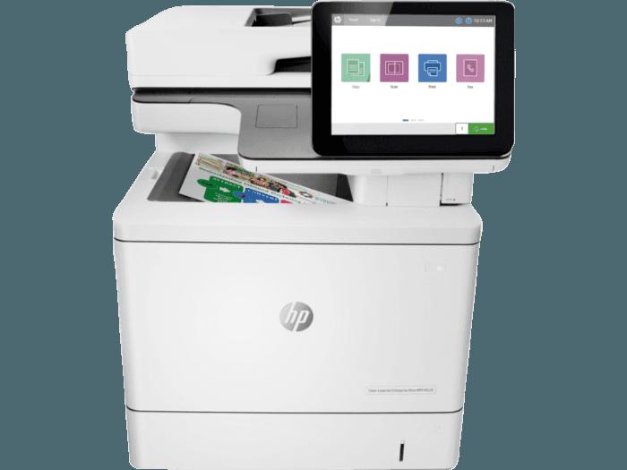 HP Color LaserJet Enterprise Flow MFP M578z