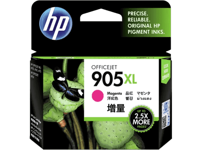 HP 905XL High Yield Magenta Original Ink Cartridge