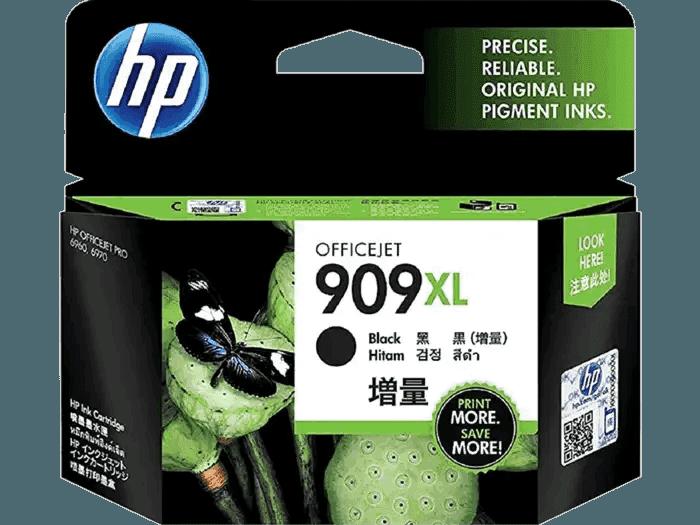 HP 909XL High Yield Black Original Ink Cartridge