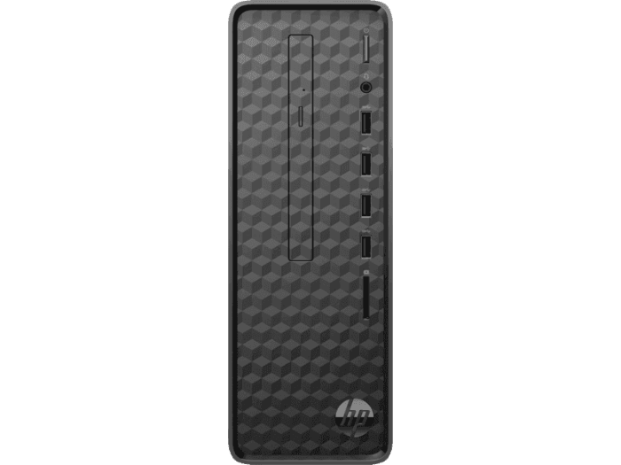 HP Refurbished Slim Desktop - S01-pF0128a