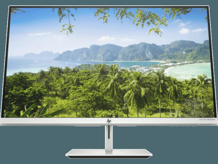HP U27 4K Wireless Monitor