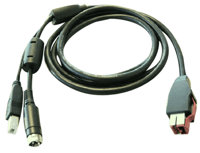 HP Powered USB Y Cable