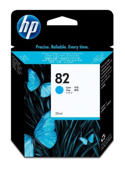 HP 82 69-ml Cyan DesignJet Ink Cartridge