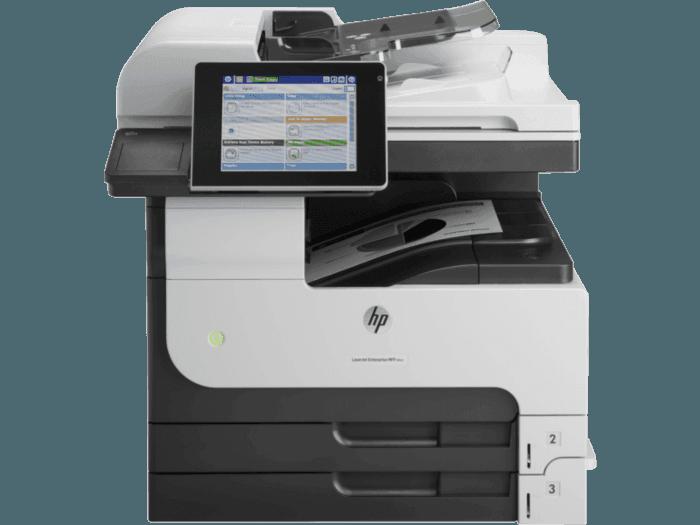 HP LaserJet Enterprise MFP M725dn
