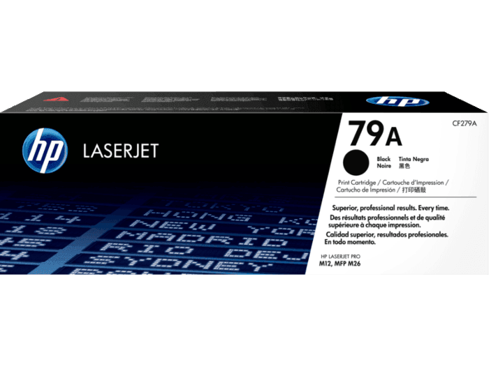 HP 79A Black Original LaserJet Toner Cartridge