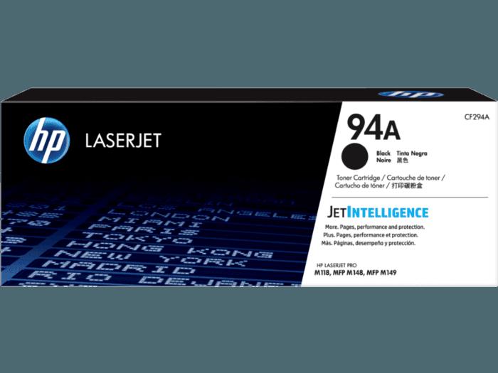 HP 94A Black Original LaserJet Toner Cartridge