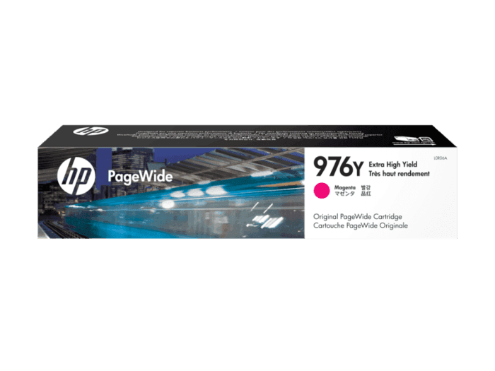 HP 976Y Extra High Yield Magenta Original PageWide Cartridge