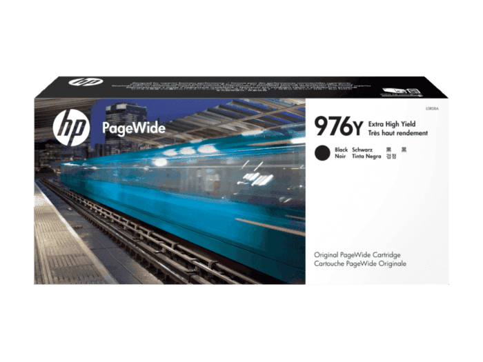 HP 976Y Extra High Yield Black Original PageWide Cartridge