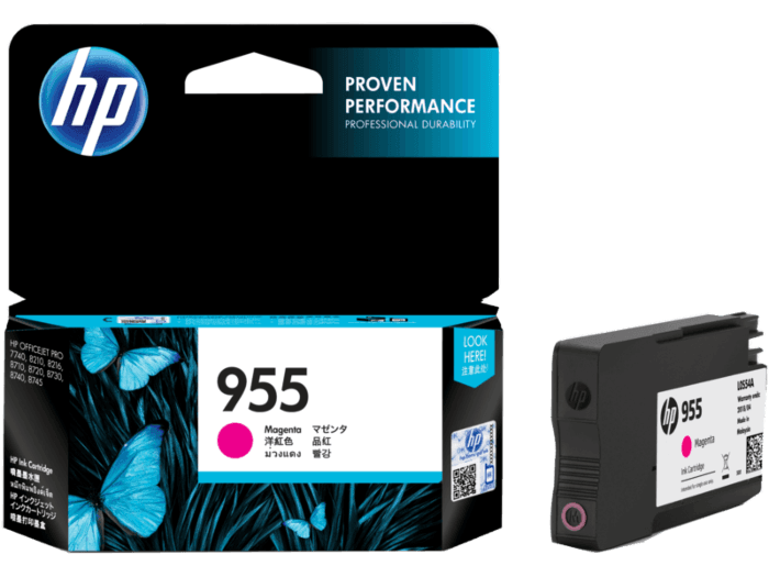 HP 955XL High Yield Black Original Ink Cartridge