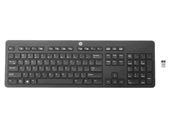 HP Wireless (Link-5) Keyboard
