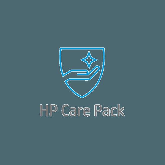 HP 1 year Post Warranty Return to Depot Notebook Service
