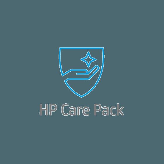 HP 1 year Post Warranty NBD onsite HW Support w/Defective Media Retention for DesignJet HDProScanner
