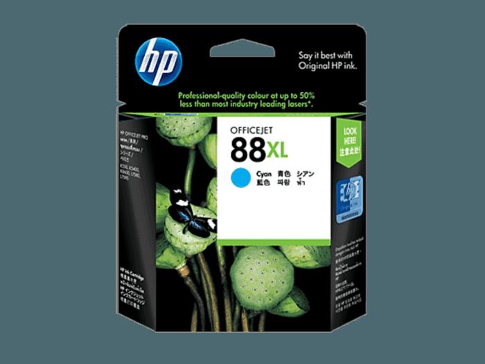 HP 88XL High Yield Cyan Original Ink Cartridge