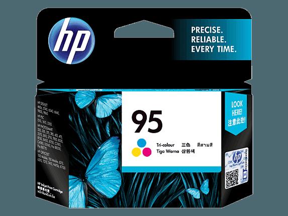 HP 95 Tri-color Original Ink Cartridge