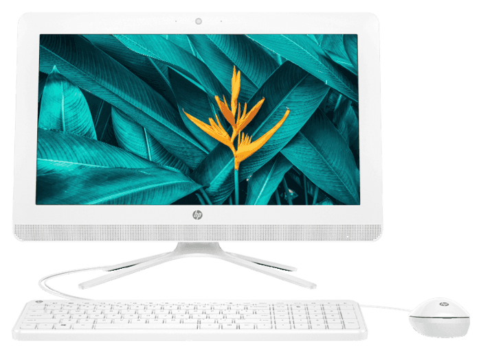 HP 20-c416a All-in-One Refurbished PC