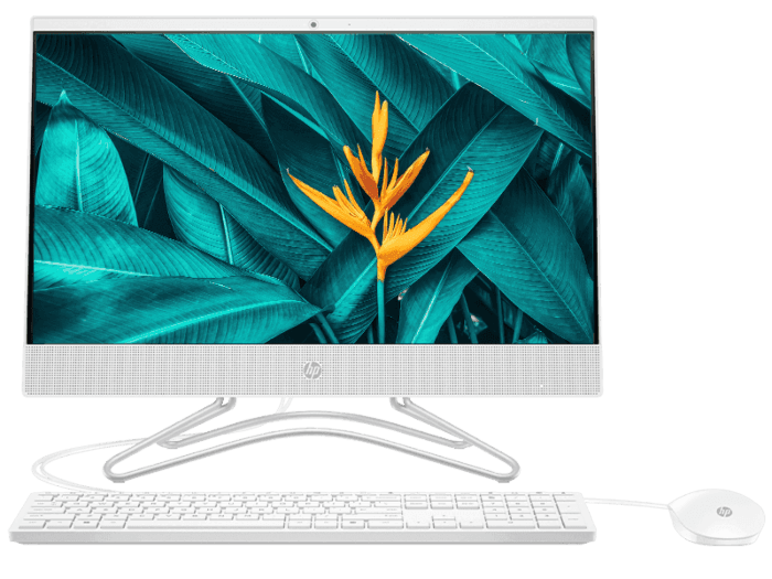 HP 22-c0021a All-in-One Refurbished PC