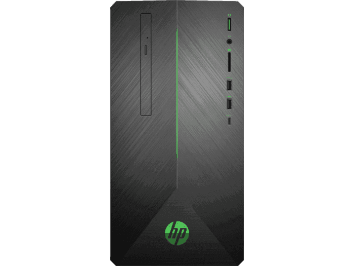 HP Pavilion Gaming 690-0027a Desktop Refurbished PC