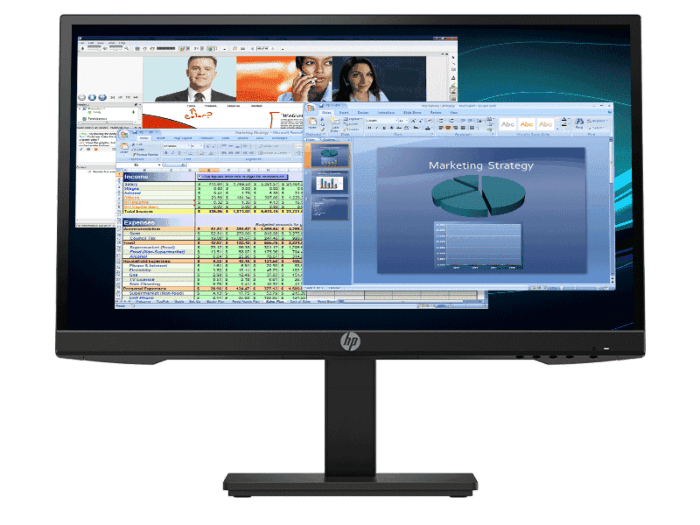 HP P22 G4 22 FHD Monitor