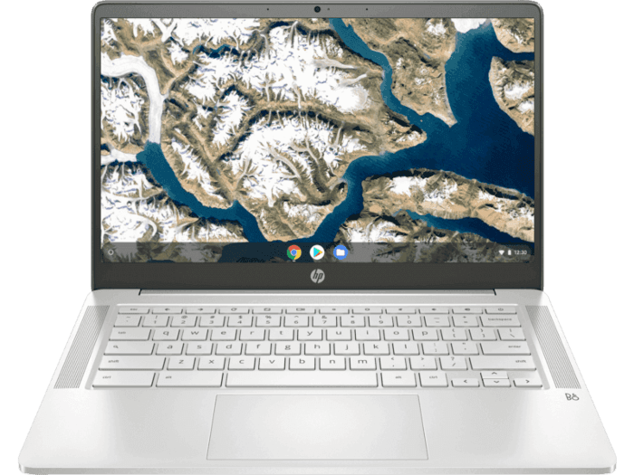 HP Chromebook - 14a-na0017tu
